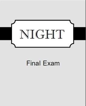 Elie Wiesels Night Essays - 507 Words Cram